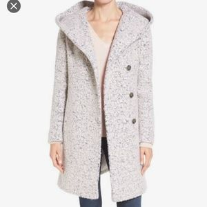 Cole Haan 340 womens Winter Coat gray size 4